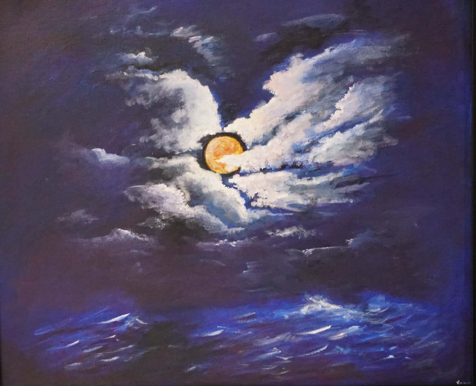 Embezzled Sky